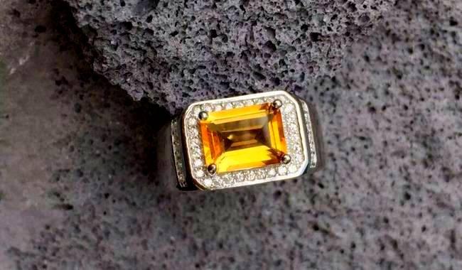 Цитрин как камень талисман: магические свойства для знака Зодиака